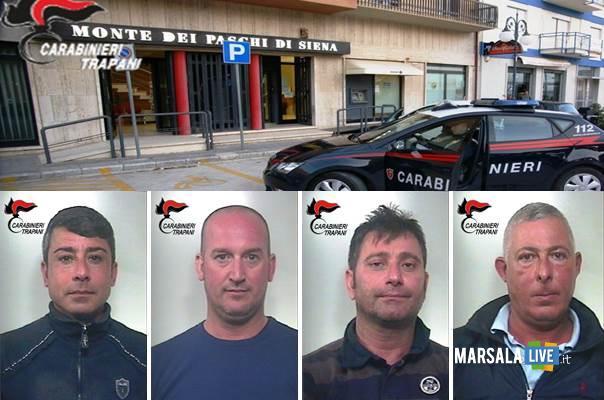 Lo Iacono, Battaglia, Abbate, Tarantino marsalalive