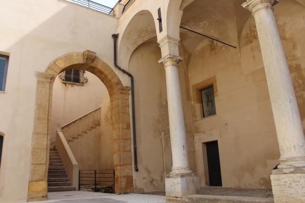 Marsala Palazzo Grignani, verso il completamento dei lavori live 1