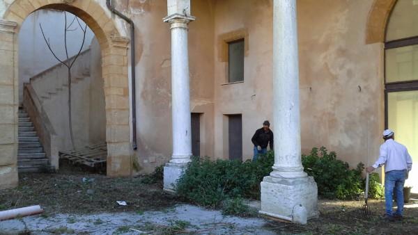 Marsala Palazzo Grignani, verso il completamento dei lavori live 2