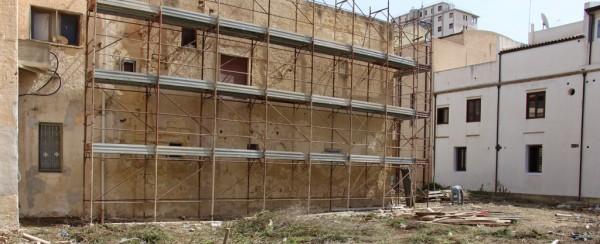 Marsala Palazzo Grignani, verso il completamento dei lavori live 3