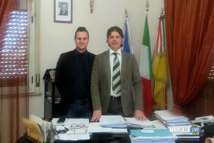 PietroPisciotta GiuseppeCastiglione wifi campobello marsalalive