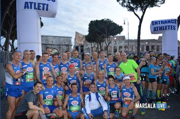 Polisportiva-Marsala-Doc-Maratona-Roma