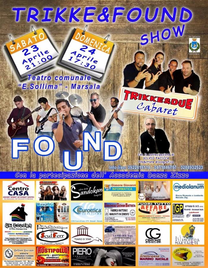 Trikke & Found Show loc