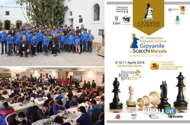 campionato giovanile scacchi marsala delfino marsalalive