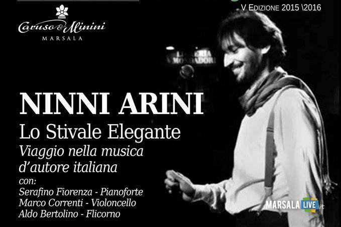ninni_arini_baluardo Lo Stivale Elegante marsala live