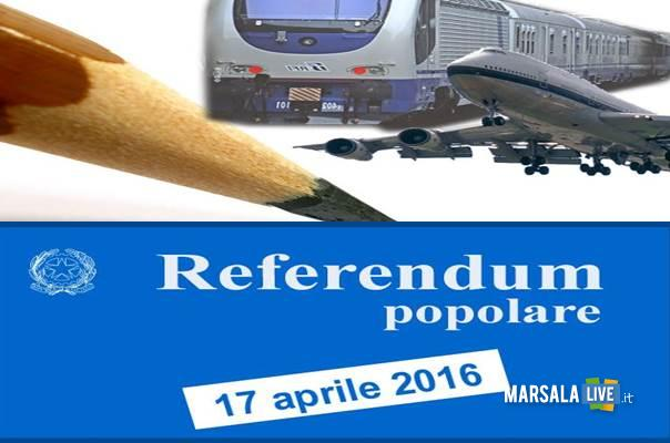 referendum trivelle agevolazioni aereo