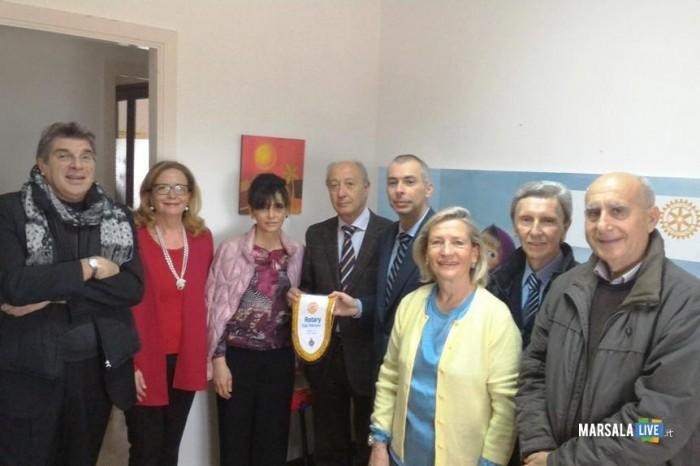 Marsala interazione Comune Rotary Spazio Neutro