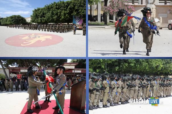 Cambio-al-6-Reggimento-Bersaglieri-Trapani-Tenente-Colonnello-Agostino-Piccirillo