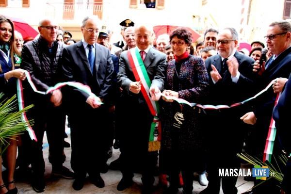 Celebrazioni-Garibaldine-marsala Inaugurazione Palazzo Grignani 2