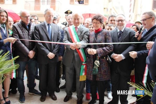 Celebrazioni-Garibaldine-marsala Inaugurazione