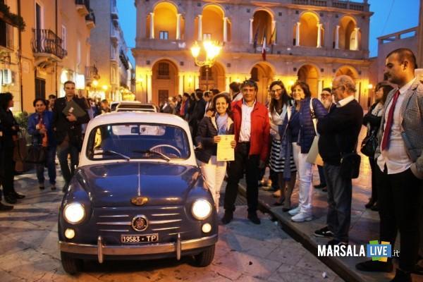 Celebrazioni-Garibaldine-marsala auto d'epoca