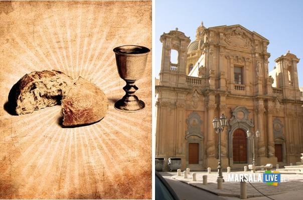 Chiesa-madre-marsala-Solennità-Santissimo-Corpo-e sangue