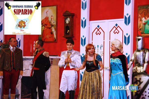 Frozen-il-regno-di-ghiaccio-Teatro-Impero-Marsala-Sipario