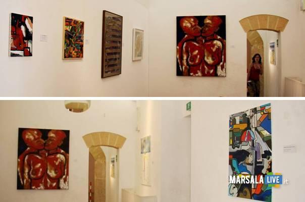 Marsala-opere-di-Artisti-marsalesi-Pinacoteca-Comunale