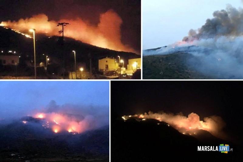 Pantelleria-incendio-montagna-Grande-Gabriele-Questi-criminali-non-ci-fermeranno