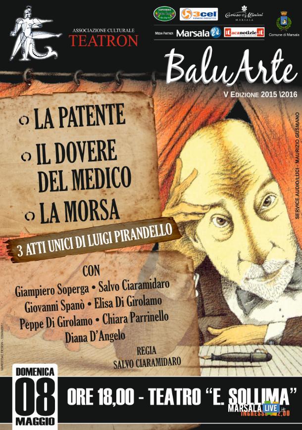 Pirandello-al-Sollima-Teatron-Teatro-Marsala- Baluardo-Velasco