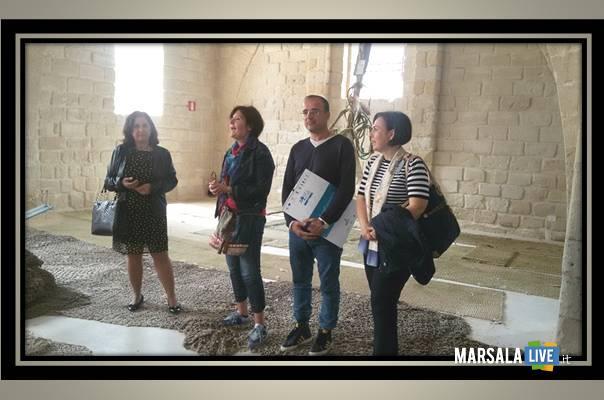 Progetto-Erasmus-studenti-in-visita-all-ex-Stabilimento-Florio-favignana