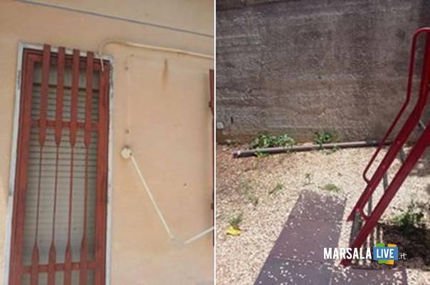 atto-vandalico-scuola-infanzia-Collodi-campobello-di-mazara