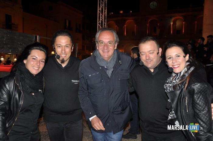 montalbano, Anastasi, Pace, Amato e Maggio Siciliamo
