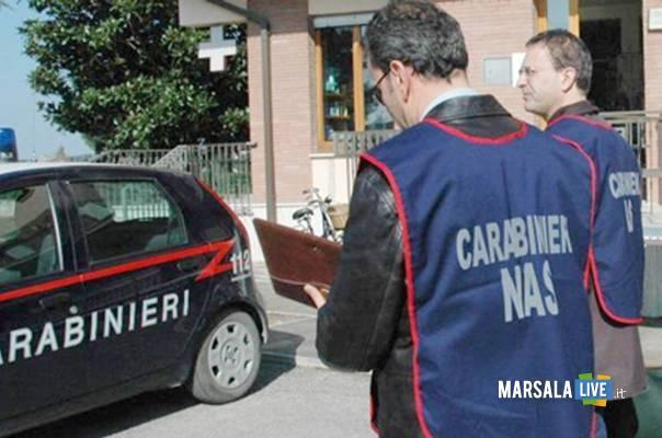 nas-carabinieri-provincia-trapani-pesce-alimenti