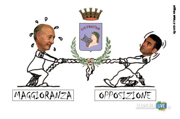 Vignetta di Peppe Maggio