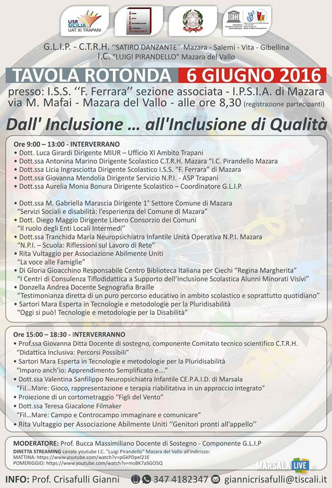 Dall'Inclusione all'Inclusione di qualità