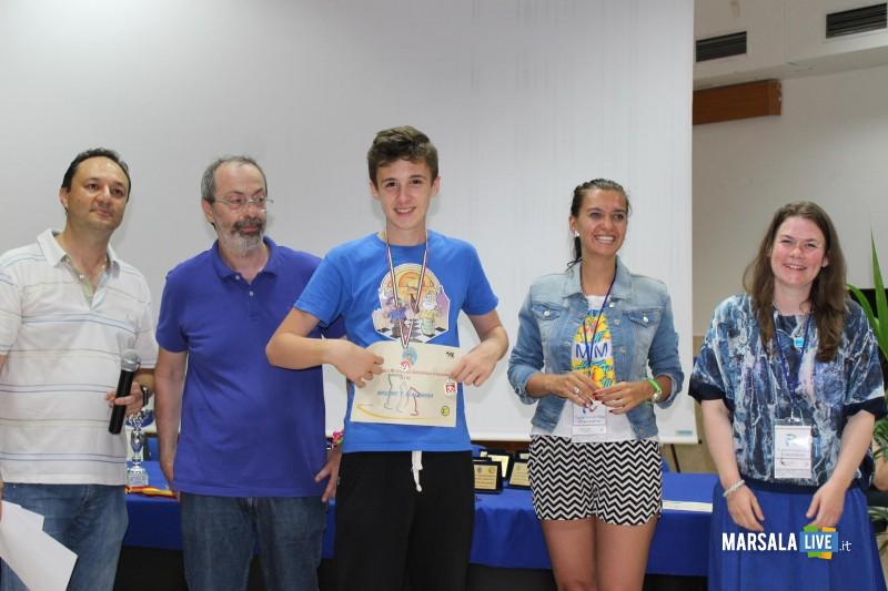 Marco Morana miglior terza scacchiera