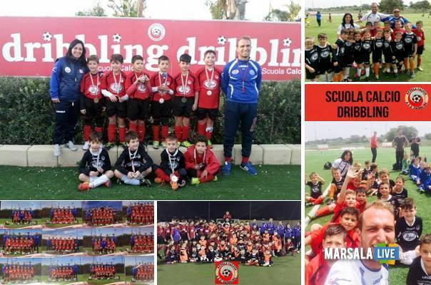 Marsala-Dribbling-scuola-calcio-2015-2016-Fiumara-del-Sossio