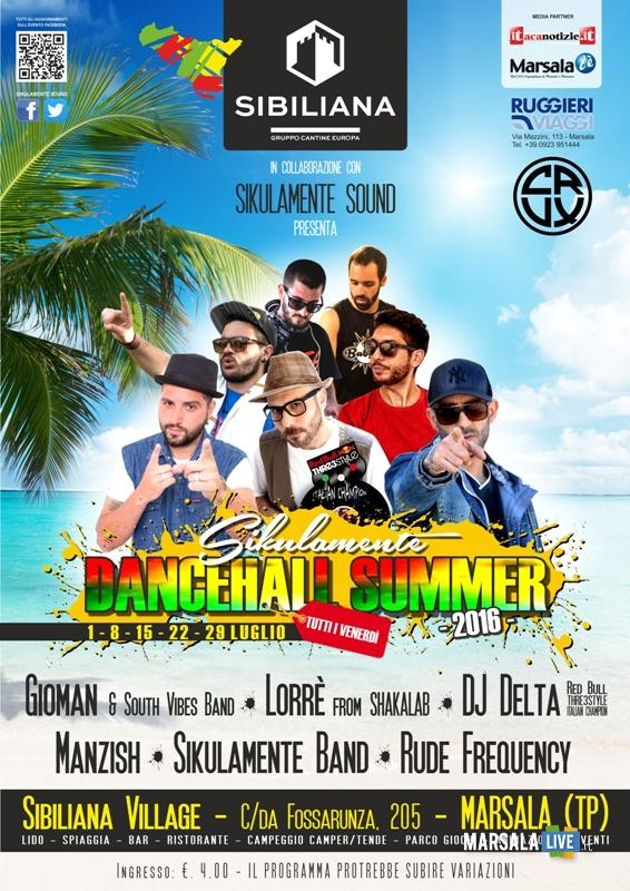 Sikulamente-Dancehall-Summer-2016-Sibiliana-Village-Marsala-
