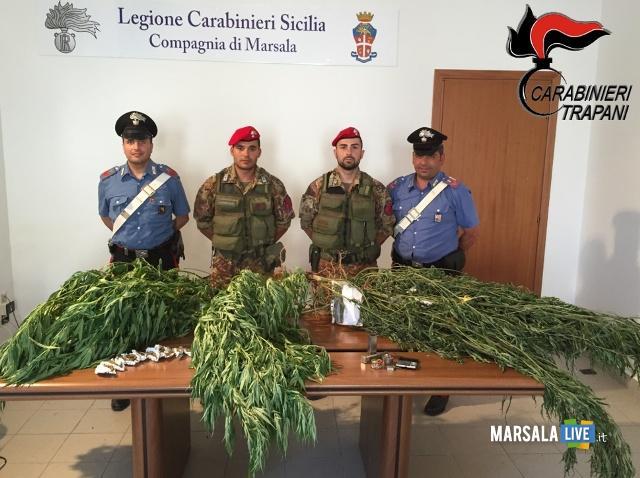 Vincenzo-Marchese-e-Gabriel-Ciubotaru-Marsala-e-Petrosino-spaccio-sostanze-stupefacenti
