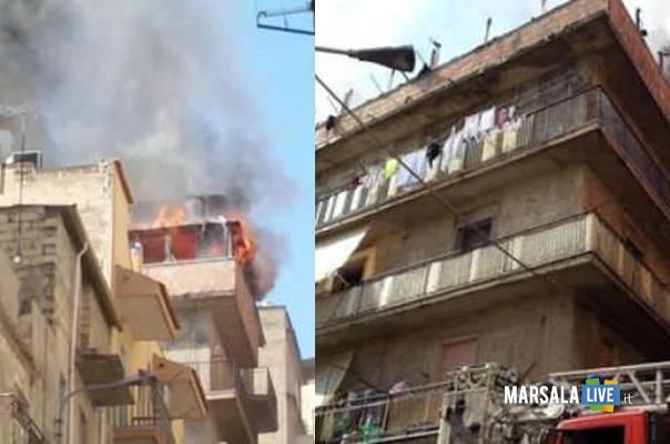 Concetta-Legname-incendio-casa