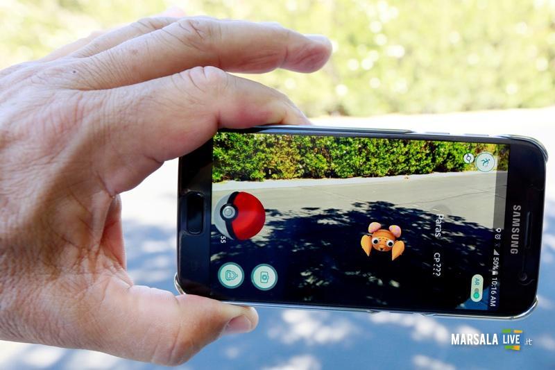 Pokémon-Go-app-mania