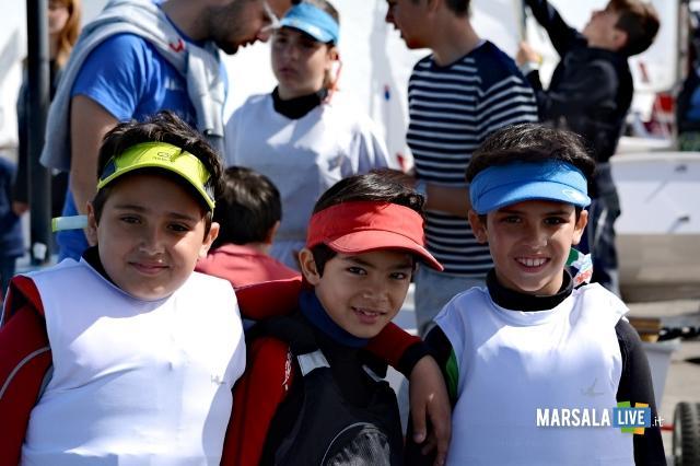 Società-Canottieri-Marsala-4-velisti-al-Campionato-Nazionale-Optimist