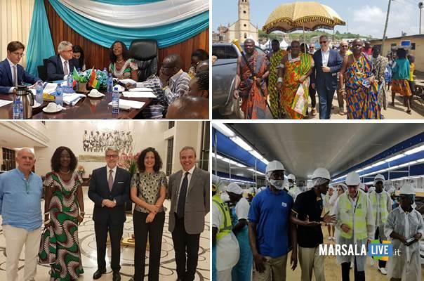 ghana-Africa-subsahariana-del-Distretto-della-Pesca