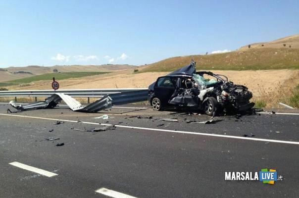 strada-statale-118-bivio-Tagliavia-incidente-stradale
