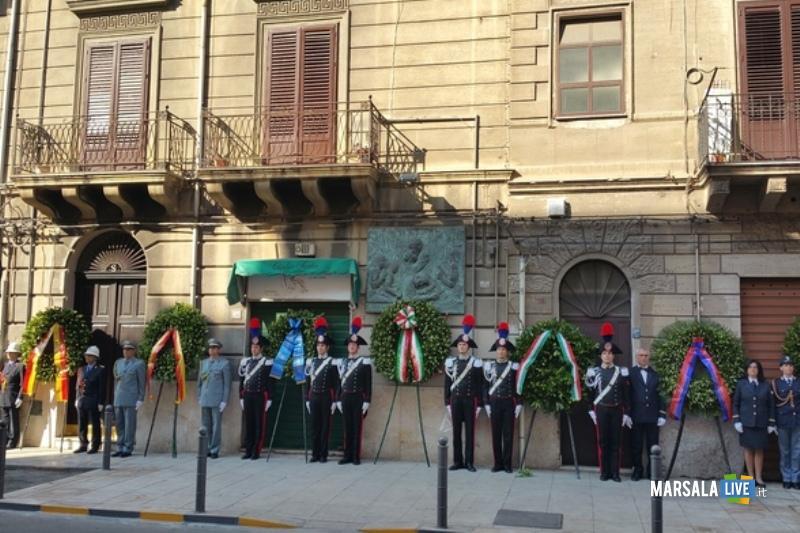 anniversario dell'eccidio di via Isidoro Carini