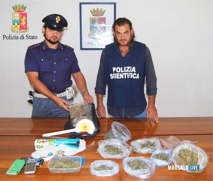 arresto-polizia-marsala-d-antoni-salvatore