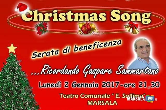 christmas-song-ricordando-gaspare-sammartano
