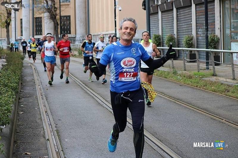 - Atl. - Damiano Ardagna alla Maratona di Messina