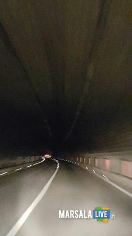 Marsala-galleria-tunnel-scorrimento veloce-arteria-aeroporto-Birgi-via-Salemi -