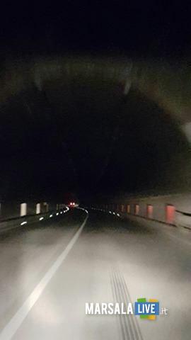 Marsala-galleria-tunnel-scorrimento veloce-arteria-aeroporto-Birgi-via-Salemi.