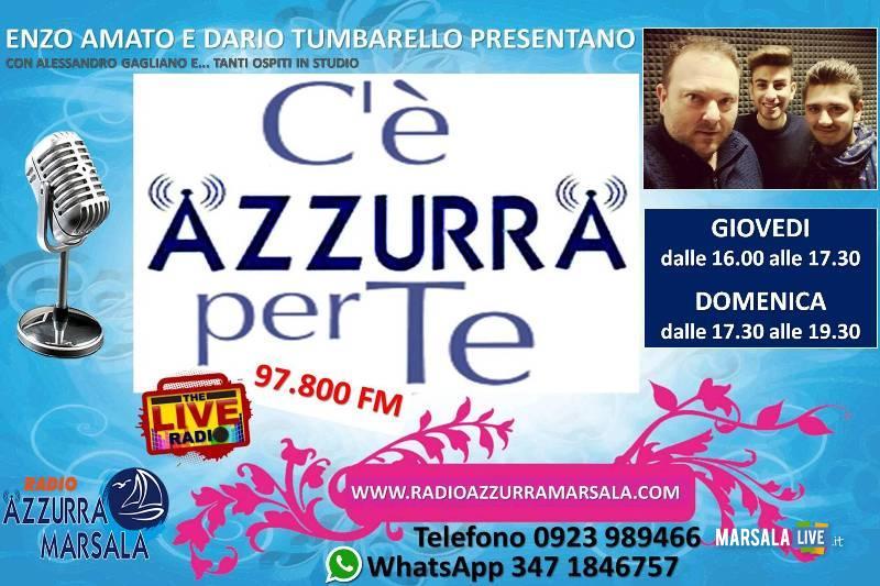 c-è-azzurra-per-te-radio-azzurra-marsala-enzo-amato-dario-tumbarello-alessandro-gagliano-
