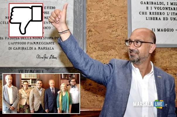 Aldo Fulvio Rodriquez movimento cinque stelle marsala