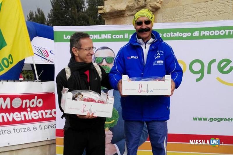 - Atl. - Michele D'Errico sul podio a Ragusa