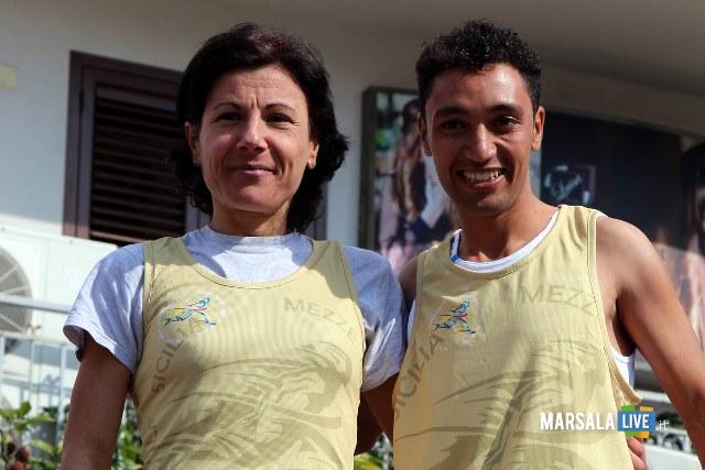 Betta e Idrissi con le maglie Oro del circuito