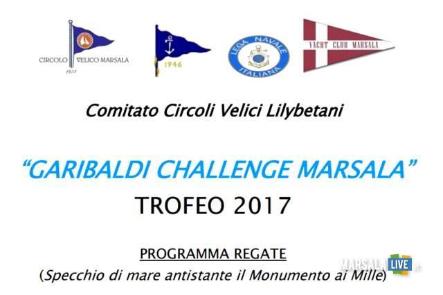 Garibaldi Challenge Marsala 2017