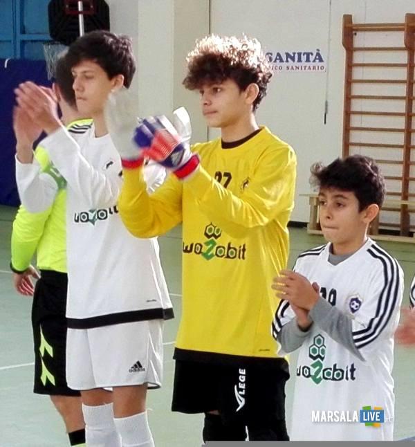 Sergio-Tumbarello-Giuseppe-Seccia-Giulio-Pellegrino-Marsala-Futsal