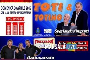 Toti-e-totino-trikke-e-due-cabaret-impero-marsala