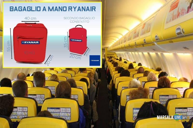 Bagagli a mano ryanair prende provvedimenti ecco cosa - Quante valigie si possono portare in aereo ...
