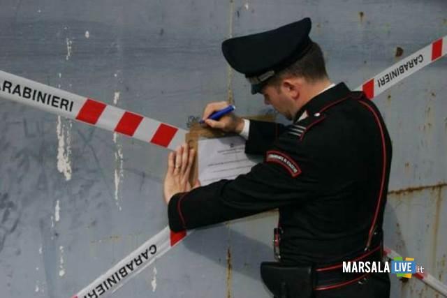 carabinieri-sigilli-campus-belli
